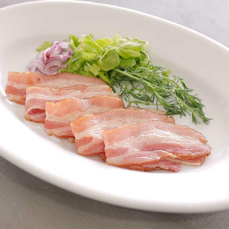 無添加 つくば豚ベーコン 無添加ベーコン 無塩せきベーコン