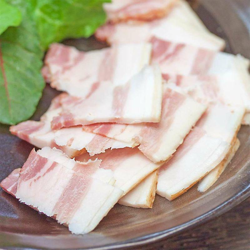 ベーコン つくば豚 ブロック