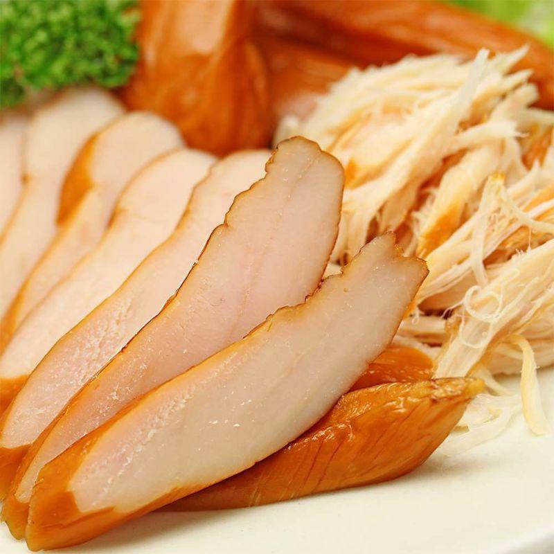 スモークチキン 鶏ささみの燻製 鶏ささみスモーク おつまみ