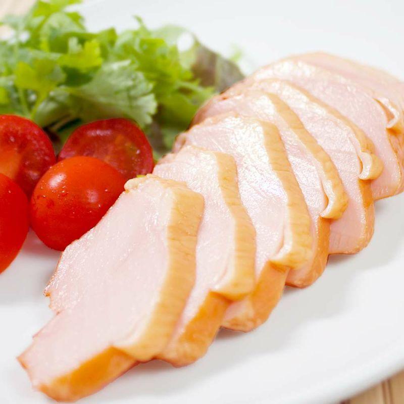 サラダチキン,スモークチキン 鶏むね肉の燻製