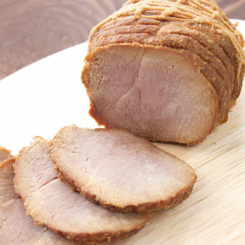 焼豚 無添加 脂身が少ない