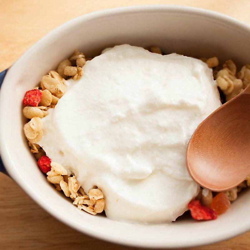 プレーンヨーグルト  食べるヨーグルト 無糖 砂糖不使用